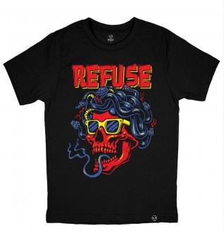 Camiseta Skull Medusa