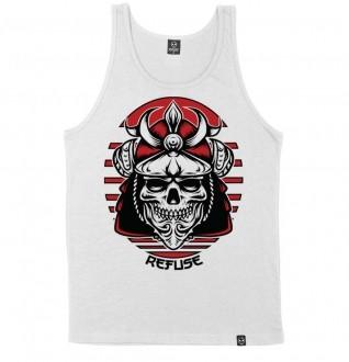 Regata Samurai Skull