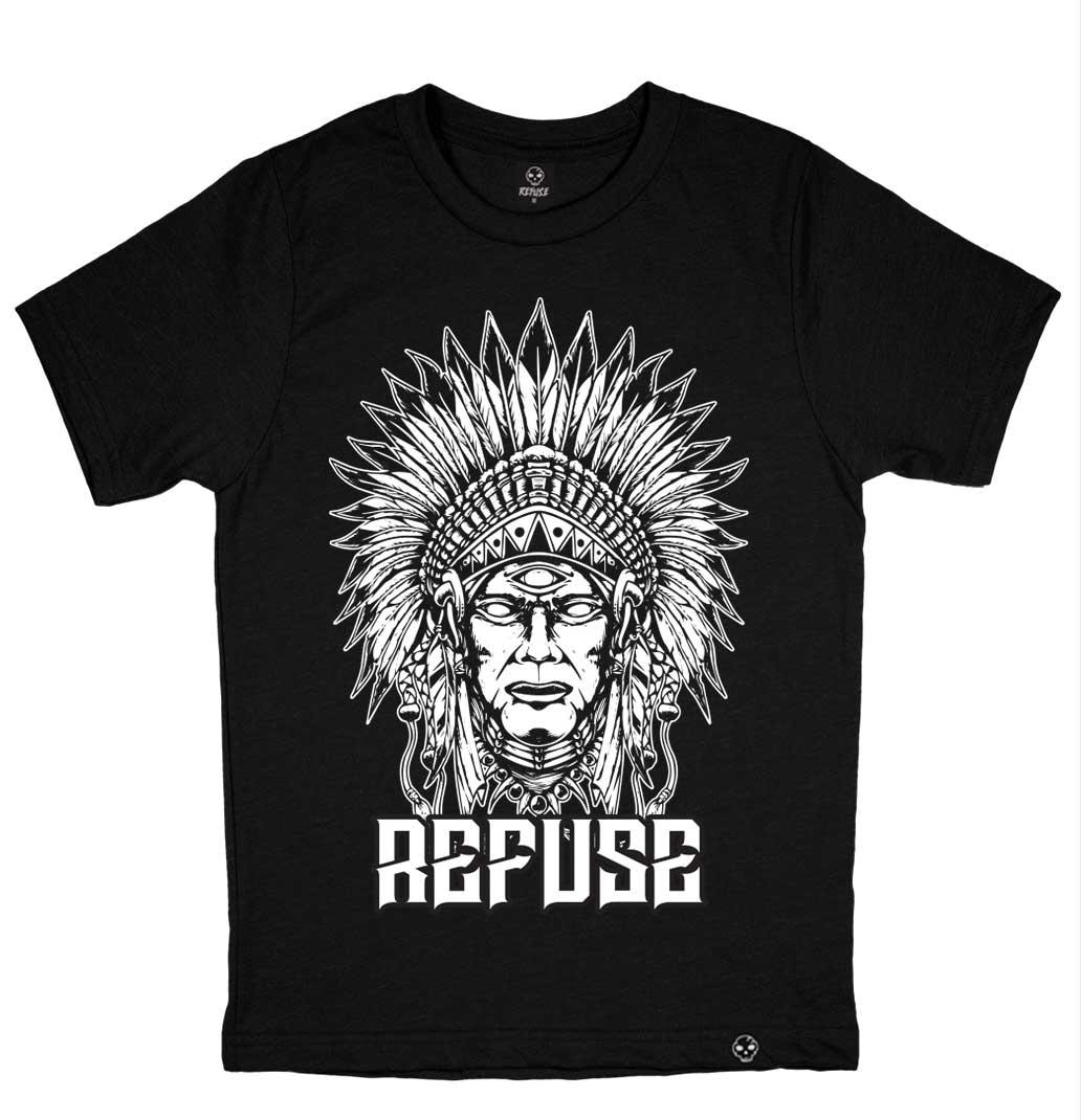 Camiseta Apache