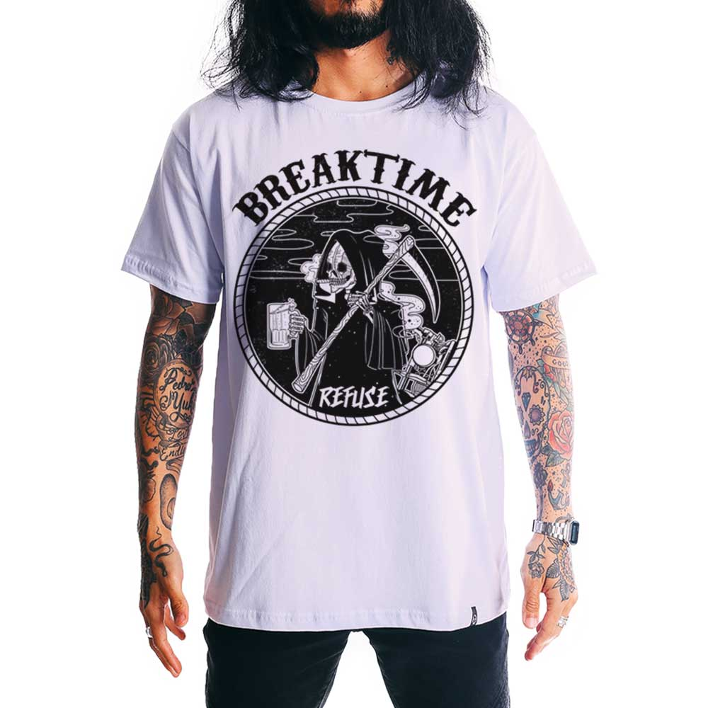Camiseta Breaktime