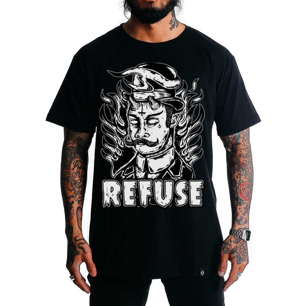 Camiseta Devil Gentleman