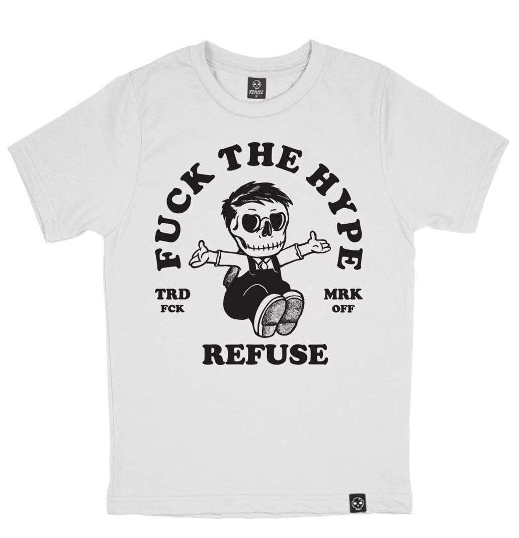 Camiseta Fuck The Hype