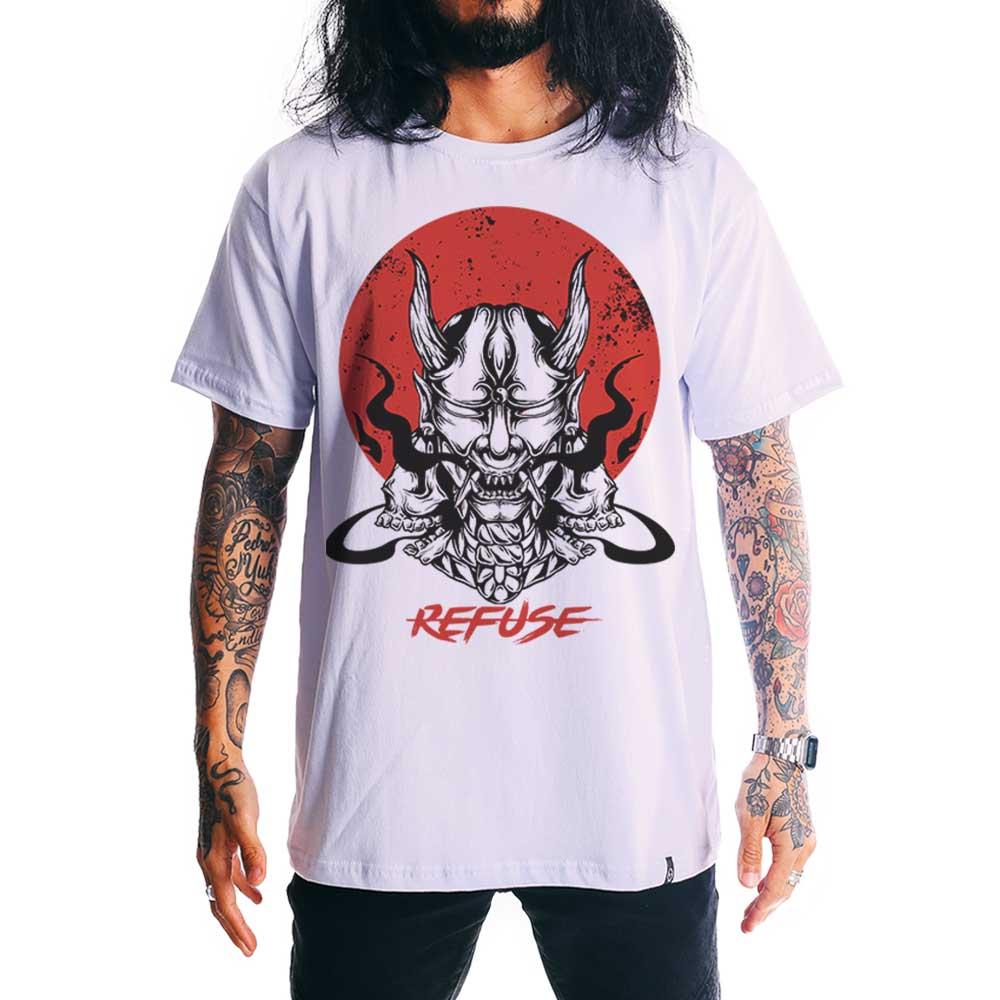 Camiseta Hannya Mask