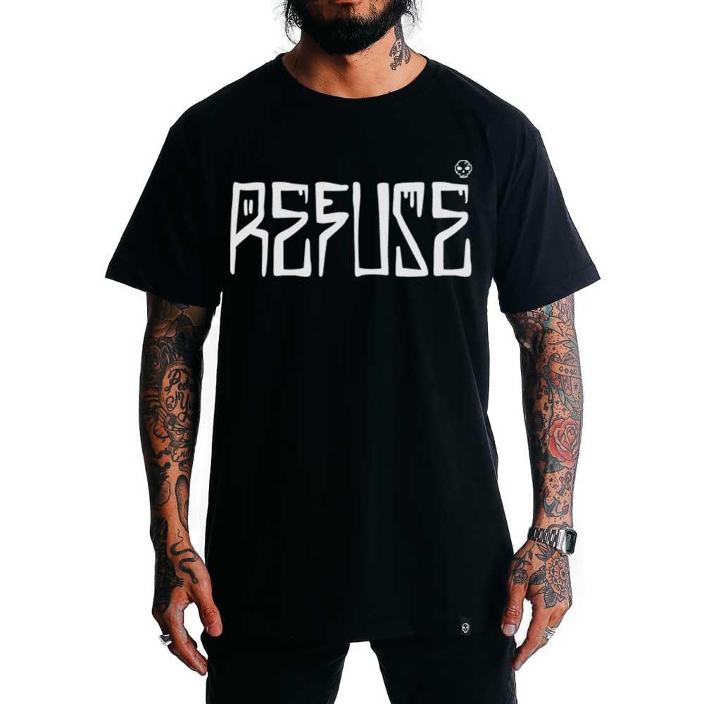 Camiseta Refuse 01
