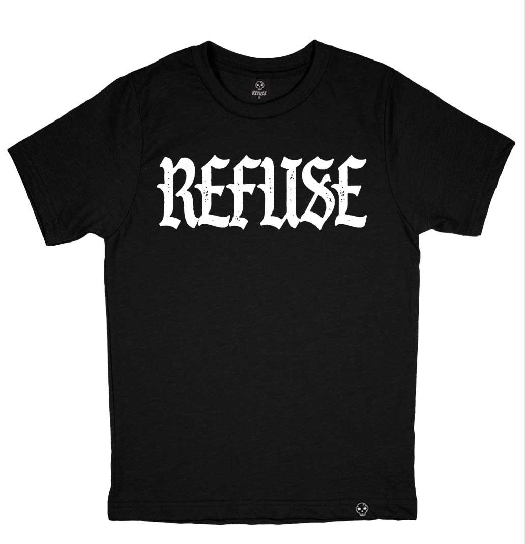 Camiseta Refuse 05