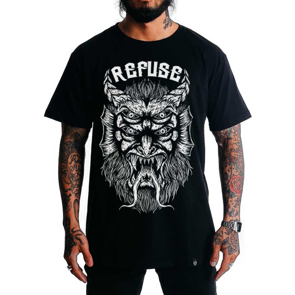 Camiseta Traditional Demon
