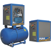 Compressor Parafuso PSBR7,5CB