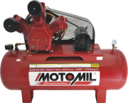 Compressor pistão LINHA INDUSTRIAL - 175 Lb - 2 EST - 60pcm - MAW-60/425I - 15HP TRIF.220/380V