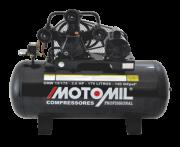 Compressor pistão LINHA PROFISSIONAL - 140 Lb - 1 EST - 15pcm - CMW-15/175 - 3,0HP