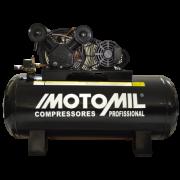 Compressor pistão LINHA PROFISSIONAL - 140 Lb - 1 EST - 25pcm - CMV-25/200 - 6,0HP