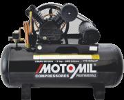 Compressor pistão LINHA PROFISSIONAL - 175 Lb - 2 EST - 20pcm - CMAV-20/250 - 5,0HP