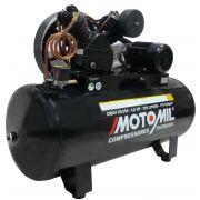 Compressor pistão LINHA PROFISSIONAL - 175 Lb - 2 EST - 25pcm - CMAV-25/250 - 5.0HP