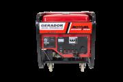 MGT-11000CLE - GERADOR GAS.9,5KW 220MONO/380TRIF