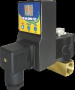 Purgador eletrônico - CRONOMATIC 6000 - 3/8'' 220 volts - Dreno automático CR6000 - Metalplan