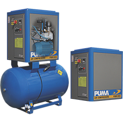 Compressor Parafuso PSBR7,5CB/270L