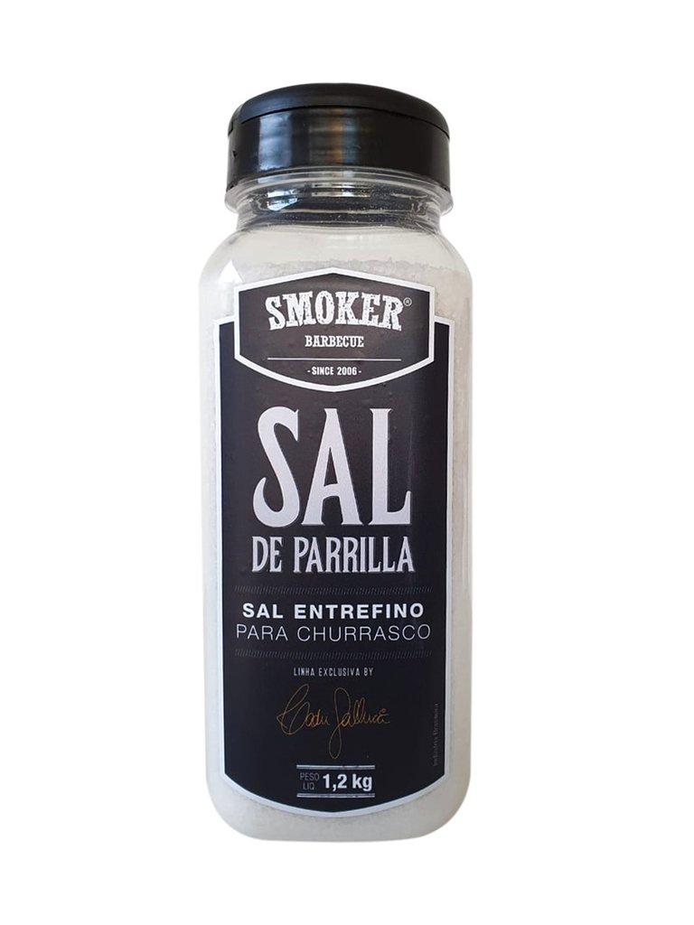SAL DE PARRILLA SMOKER BBQ BRASIL - 1,2kg  - Partiu Churras