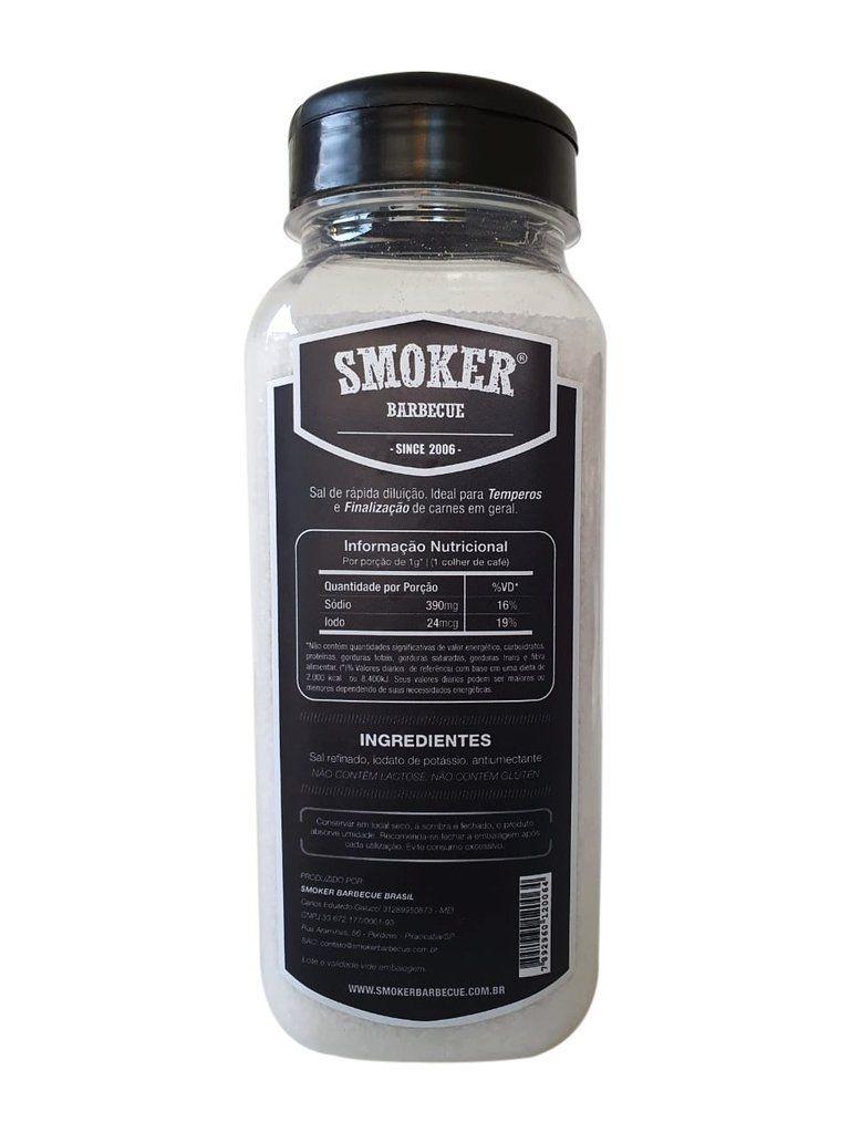 Sal de Parrilla Smoker - 1,2 kg  - Partiu Churras
