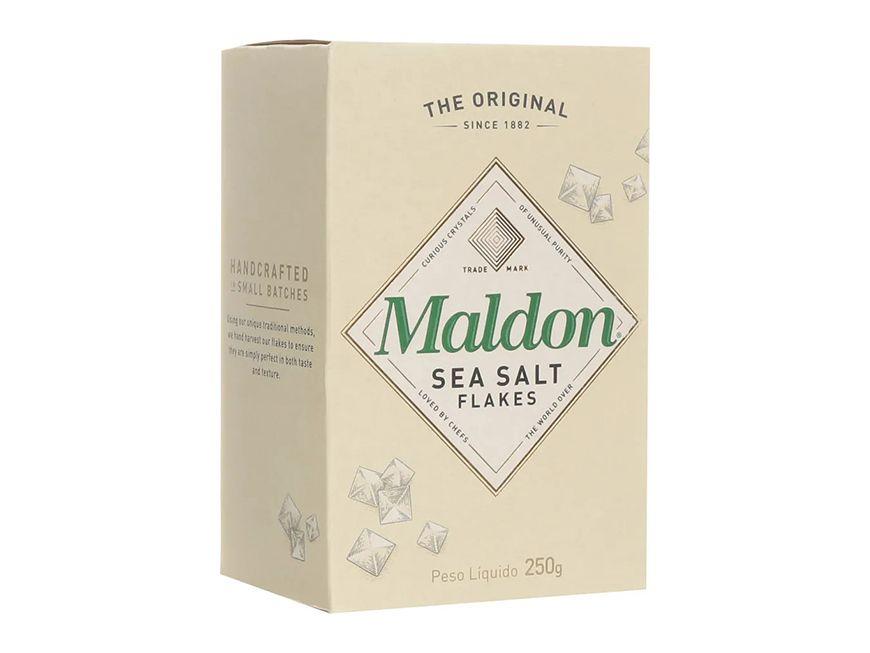 SAL MARINHO MALDON - 250g  - Partiu Churras