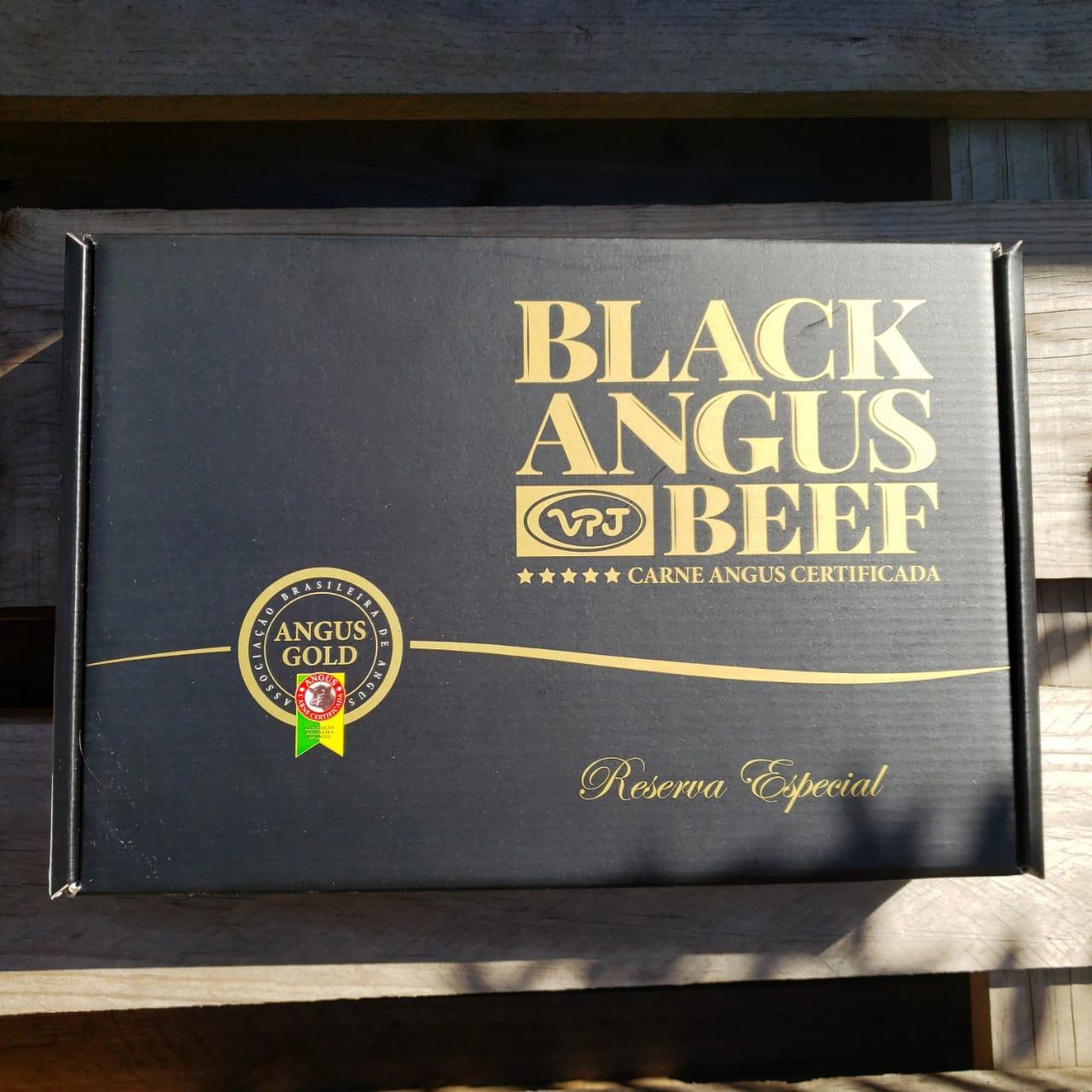 STRIP LOIN BLACK ANGUS - VPJ - (Bife Chorizo) - 400g  - Partiu Churras