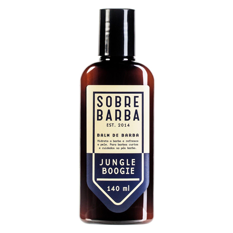Balm Para Barba Sobrebarba Jungle Boogie - 140ml