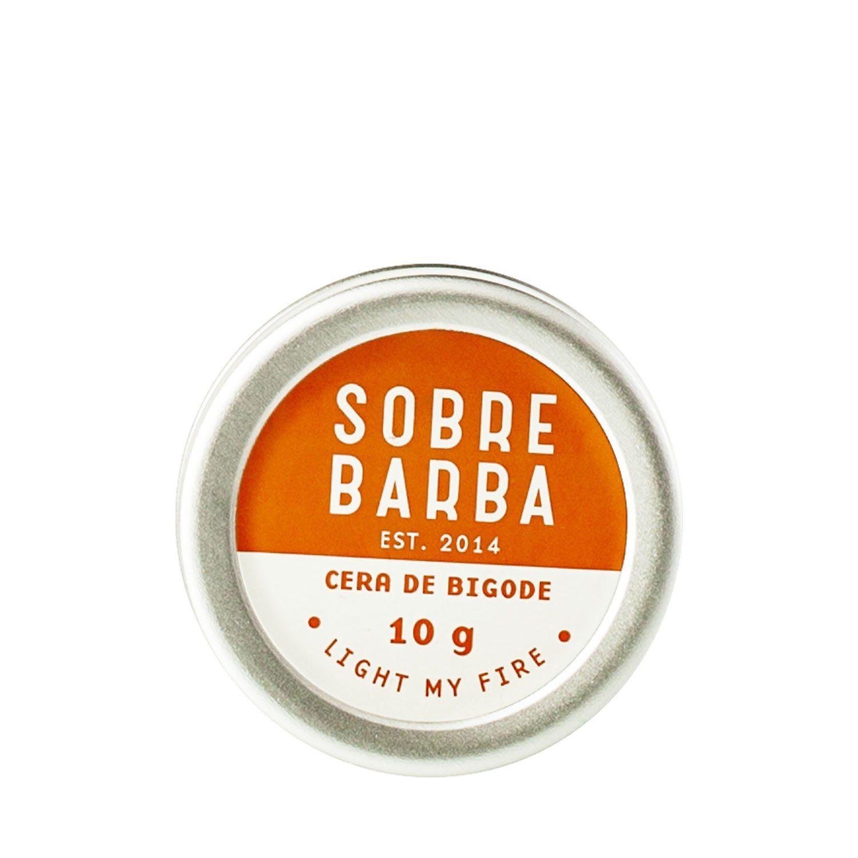 Cera De Bigode Sobrebarba Light My Fire - 10g