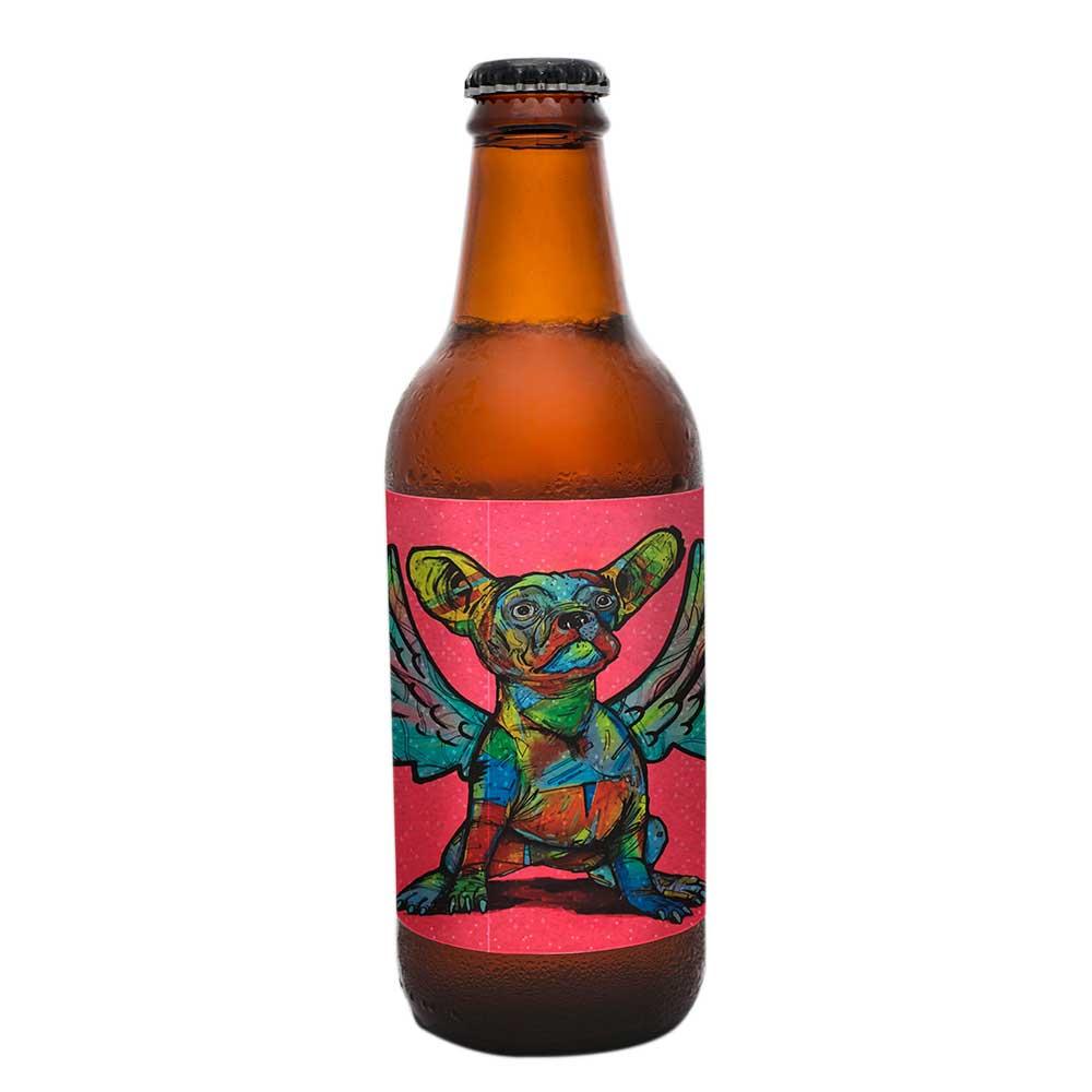 Cerveja Artesanal APA Eden Beer 330ml Puro Malte - American Pale Ale - Wikileaks