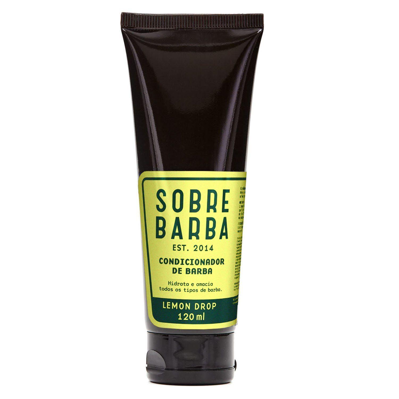 Condicionador De Barba Sobrebarba Lemon Drop - 120ml