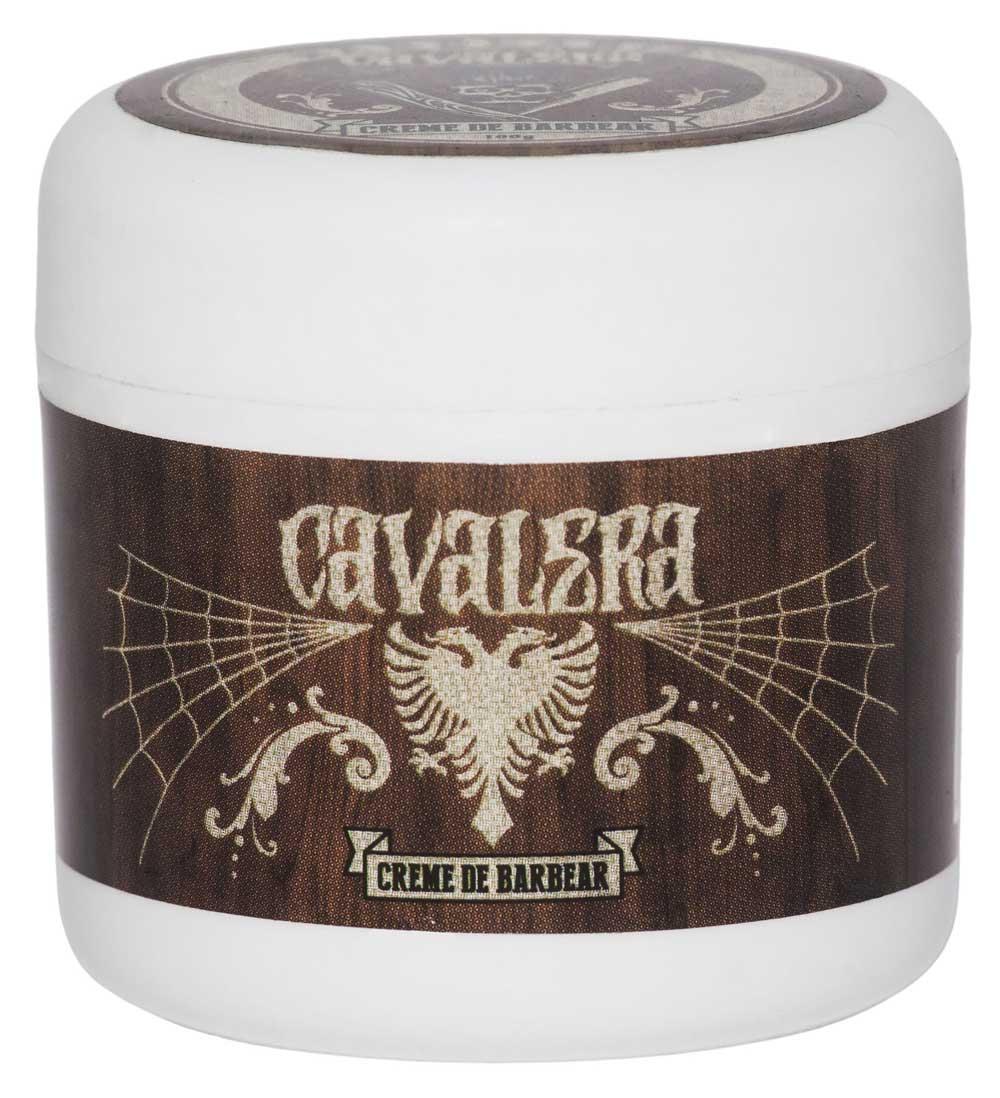 Creme de Barbear Barbearia Cavalera Shaving Cream Foam 100g