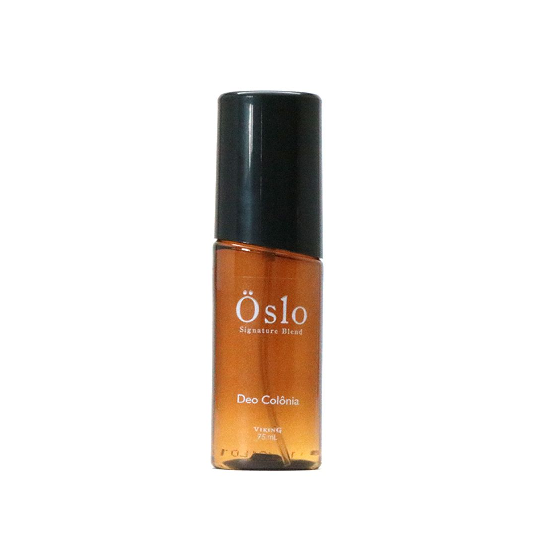 Deo Colônia Perfume Viking Oslo Toque Cítrico 75ml