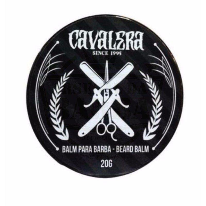 Kit Cavalera Loção Pós-Barba Bay Rum + Espuma De Barbear + Óleo + Balm Cavalera