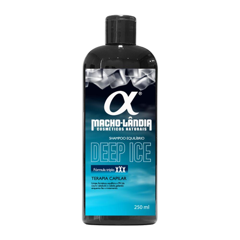 Shampoo XXX - 250ml Macho-Lândia