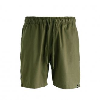 Bermuda Sarja Masculina Hoshwear Verde Militar