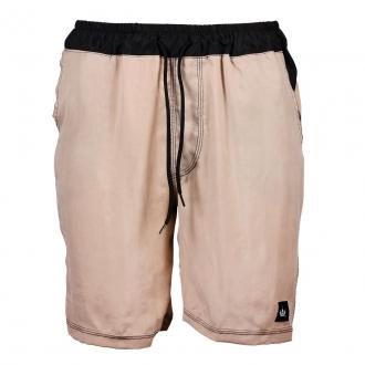 Bermuda Slim Fit Tech Hoshwear Areia