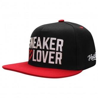 Boné Aba Reta Snapback Hoshwear Sneaker Lover