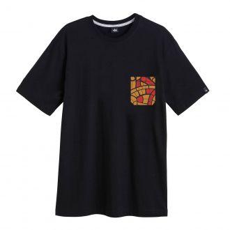 Camiseta Hoshwear Collab João Possos Preta