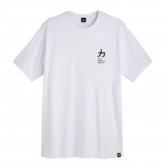 Camiseta Masculina Hoshwear Koi Branca