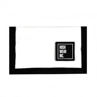 Carteira Velcro Hoshwear Branca