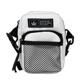 Mini Shoulder Bag Two Hoshwear Branca