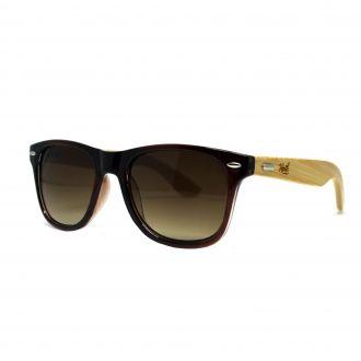Óculos de Sol Hoshwear Bamboo Brownie