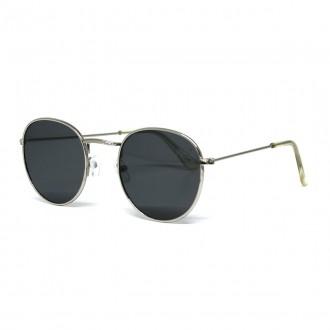 Óculos de Sol Hoshwear Bubble Silver Unissex