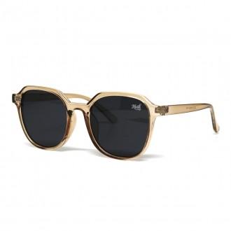 Óculos de Sol Hoshwear Click Bege