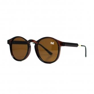 Óculos de Sol Hoshwear Rewind Marrom Unissex