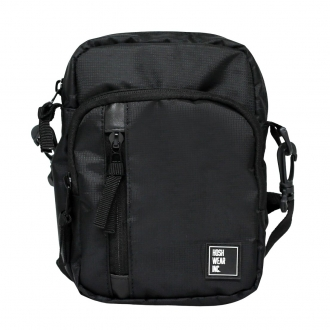 Shoulder Bag Big Black Hoshwear Preta
