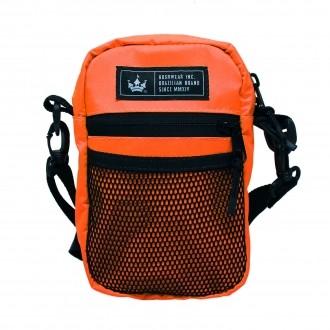 Shoulder Bag Média Hoshwear Neon Laranja