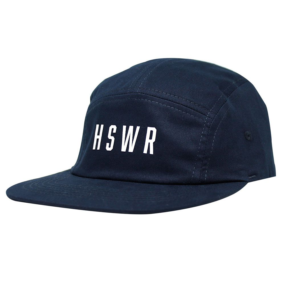 Boné Five Panel Hoshwear HSWR Azul