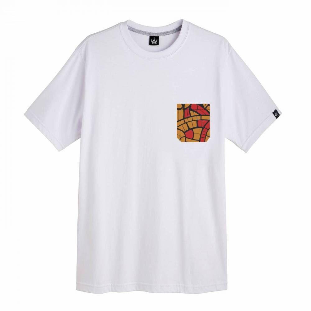 Camiseta Hosh Wear Collab João Possos Branco