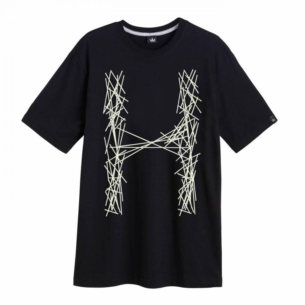 Camiseta Hoshwear H Wood