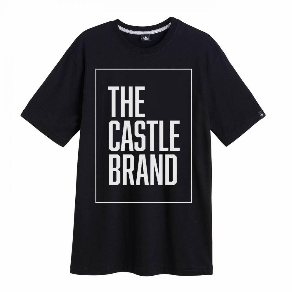 Camiseta Hoshwear The Castle Brand