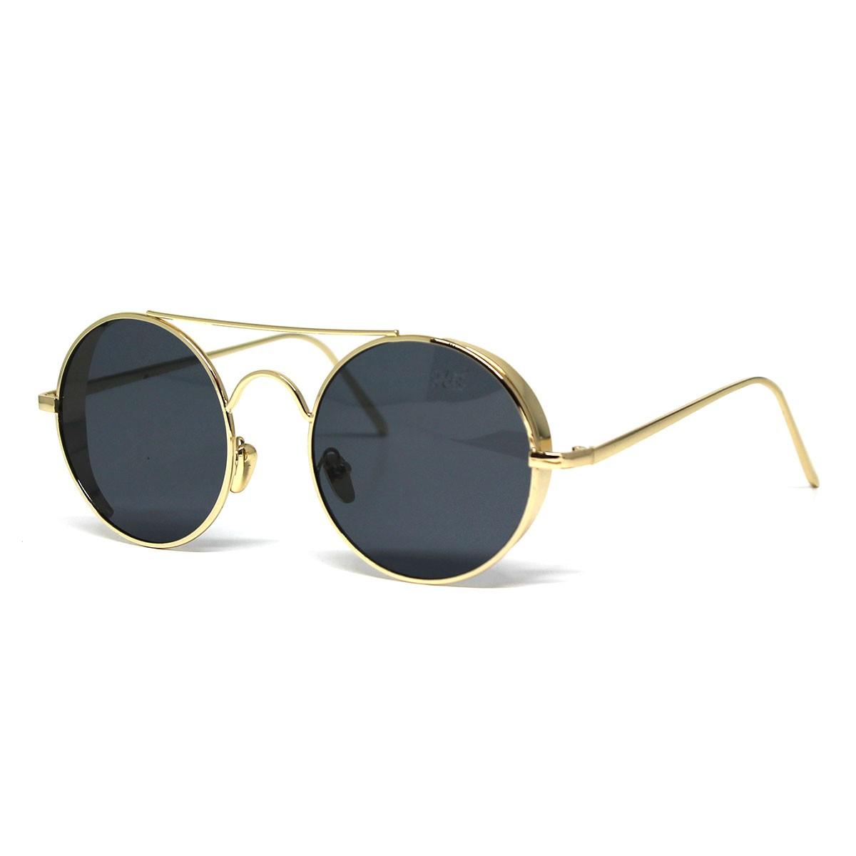 Óculos de Sol Hoshwear Blend Dourado