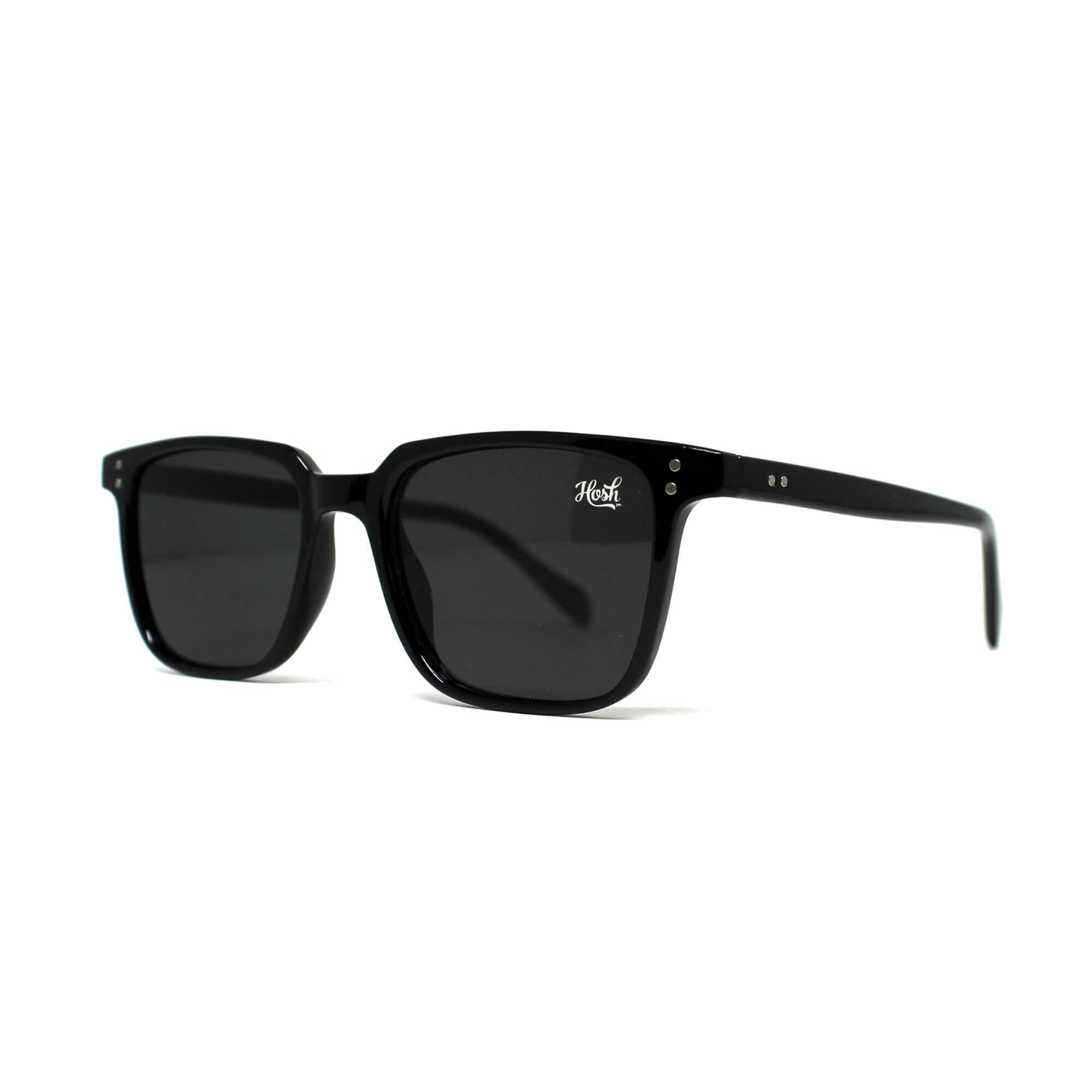 Óculos de Sol Hoshwear Slim Black Unissex